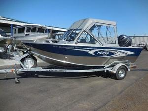 New Hewescraft 160 Sportsman160 Sportsman Aluminum Fishing Boat For Sale