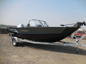 New Starweld Fusion Pro 20 DCFusion Pro 20 DC Aluminum Fishing Boat For Sale