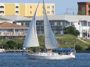 Used Pearson Sloop Sailboat For Sale