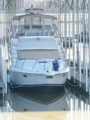 Used Silverton 352 Motor Yacht352 Motor Yacht Aft Cabin Boat For Sale