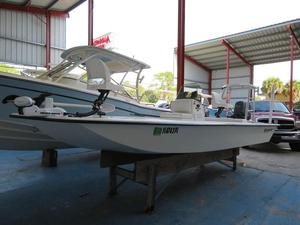 Used Renegade 20 skiff Boat For Sale