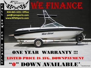 Used Mastercraft MariStar 210 VRSMariStar 210 VRS Ski and Wakeboard Boat For Sale