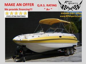 Used Bryant 234 SD234 SD Deck Boat For Sale