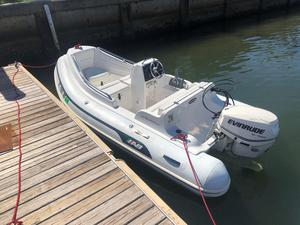 Used Ab Inflatables 12 Tender Boat For Sale