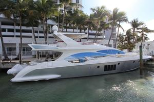 Used Azimut FBMY Motor Yacht For Sale