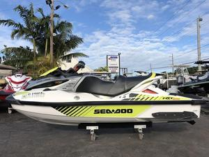 Used Sea-Doo RXT-X 300 Stage 1 Personal Watercraft For Sale