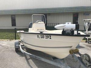 Used Key Largo Key Largo 160 Center Console Fishing Boat For Sale