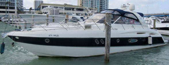 Used Cranchi Mediterrane 47 Ht Cruiser Boat For Sale