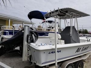 Used Laguna 21 Bay Boat For Sale