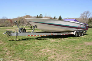 Used Cigarette 38 High Performance Boat For Sale
