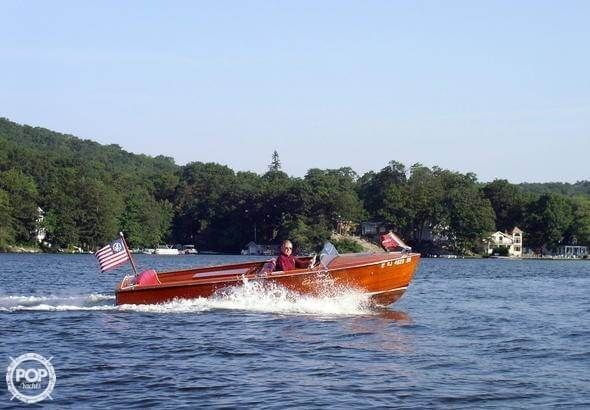 Used Chris-Craft 17 Sport Utility Antique and Classic Boat For Sale
