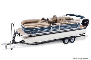 New Regency 220 LE3 Pontoon Boat For Sale