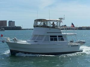 Used Mainship 390 Trawler Cruiser Boat For Sale