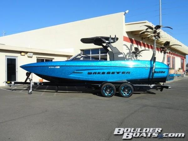 Used Malibu 24 MXZ Ski and Wakeboard Boat For Sale