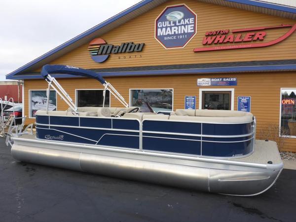 New Misty Harbor Pontoon Boat For Sale