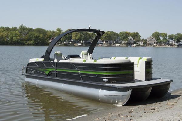New Misty Harbor Skye 2385WTT Pontoon Boat For Sale