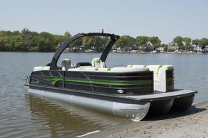 New Misty Harbor Skye 2385WTTSkye 2385WTT Pontoon Boat For Sale