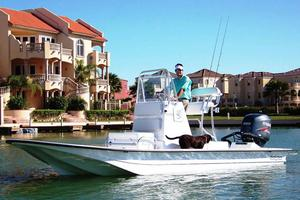 New Shallow Sport 21 Sport Flats Fishing Boat For Sale