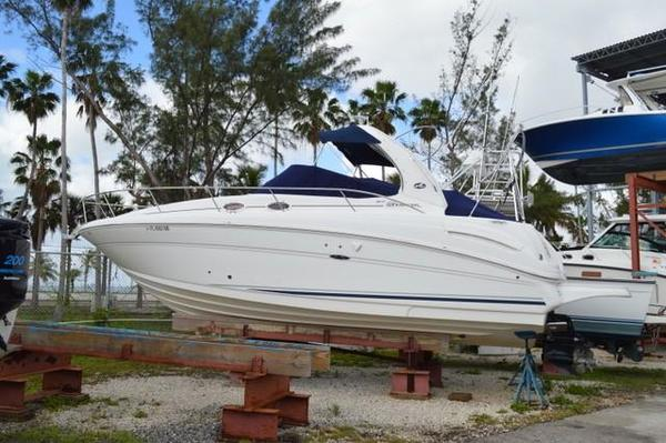 Used Sea Ray Sundancer 300 Cruiser Boat For Sale