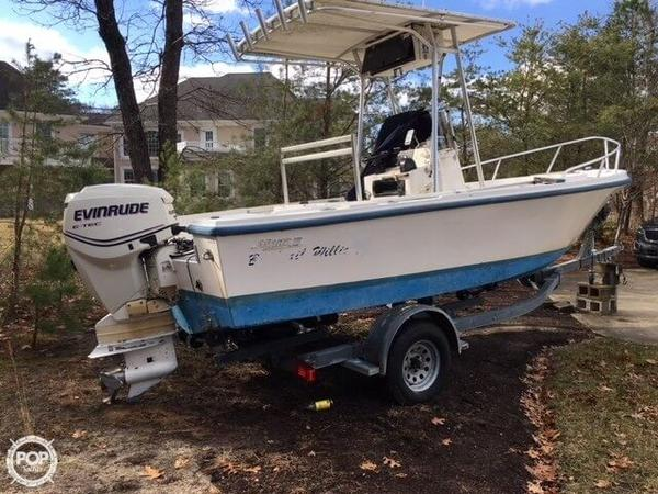 Used Mako 19 Center Console Fishing Boat For Sale