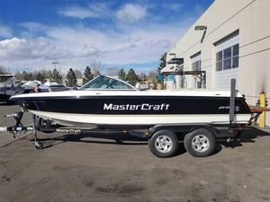 Used Mastercraft 205vrs Bowrider Boat For Sale