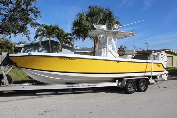 Used Sea Vee 290B Center Console Repower Center Console Fishing Boat For Sale