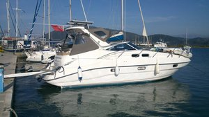 Used Sealine S34 Motor Yacht For Sale