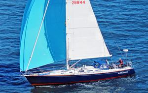 Used J Boats J/44 J-44 J 44 Racer and Cruiser Sailboat For Sale