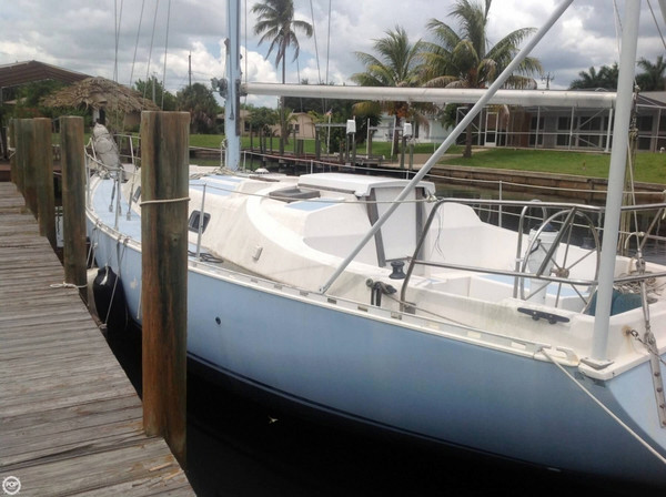 Used Custom 37 Racer and Cruiser Sailboat For Sale