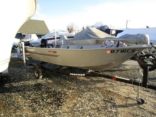 Used Tracker Guide V-14 Deep VGuide V-14 Deep V Utility Boat For Sale