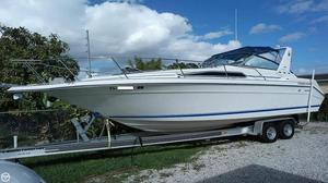 Used Sea Ray Sundancer 270 Cuddy Cabin Boat For Sale