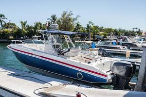 Used Fountain 31 Center Console Saltwater Fishing Boat For Sale