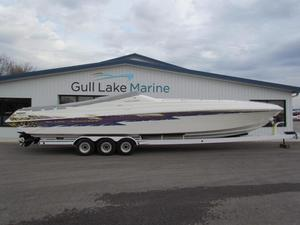 Used Black Thunder XT 43 High Performance Boat For Sale