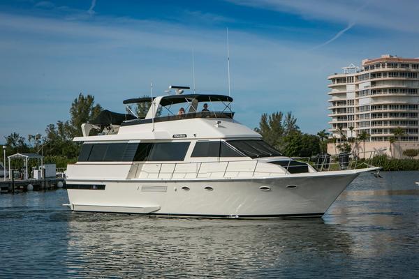 Used Viking 55 Motor Yacht Motor Yacht For Sale