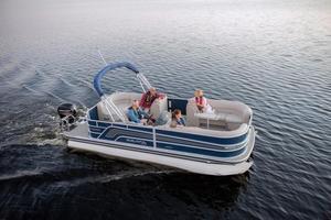 New Ranger Reata 200C Pontoon Boat For Sale