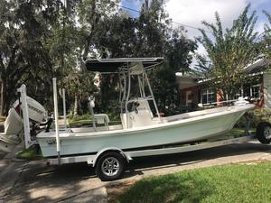 Used Andros Boatworks 20 Center Console Fishing Boat For Sale