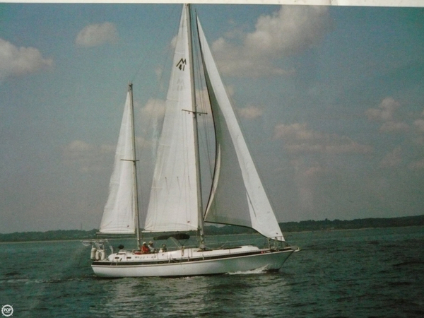 Used Morgan 41 Out Island Ketch Sailboat For Sale