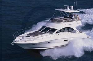 Used Sea Ray 470 Sedan Bridge Motor Yacht For Sale