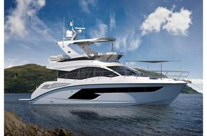 New Sea Ray 520 Fly Motor Yacht For Sale