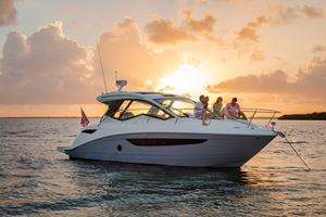 New Sea Ray Sundancer 350 Coup Cruiser Boat For Sale