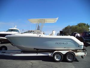 New Robalo R222 ES Freshwater Fishing Boat For Sale
