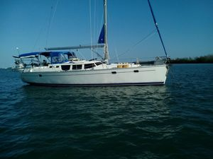 Used Jeanneau Sun Odyssey 43 Sloop Sailboat For Sale