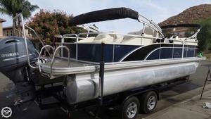 Used Bennington S24 SCWX Pontoon Boat For Sale