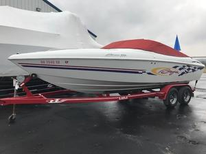 Used Baja 232 Boss Cuddy Cabin Boat For Sale