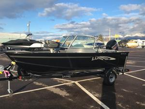 New Lund 1625 Fury XL Sport Aluminum Fishing Boat For Sale