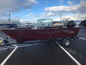 New Lund 1750 Rebel XS Sport Aluminum Fishing Boat For Sale