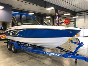 New Monterey M-22 Bowrider Boat For Sale