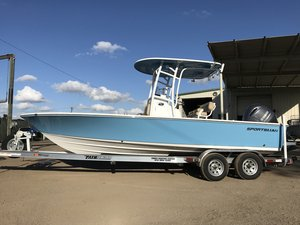 New Sportsman Boats 227 MASTERS Bay Boat For Sale