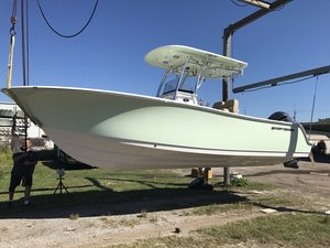New Sportsman Boats 242 Open Center Console Fishing Boat For Sale