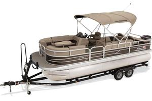 New Sun Tracker SportFish 22 XP3 Pontoon Boat For Sale